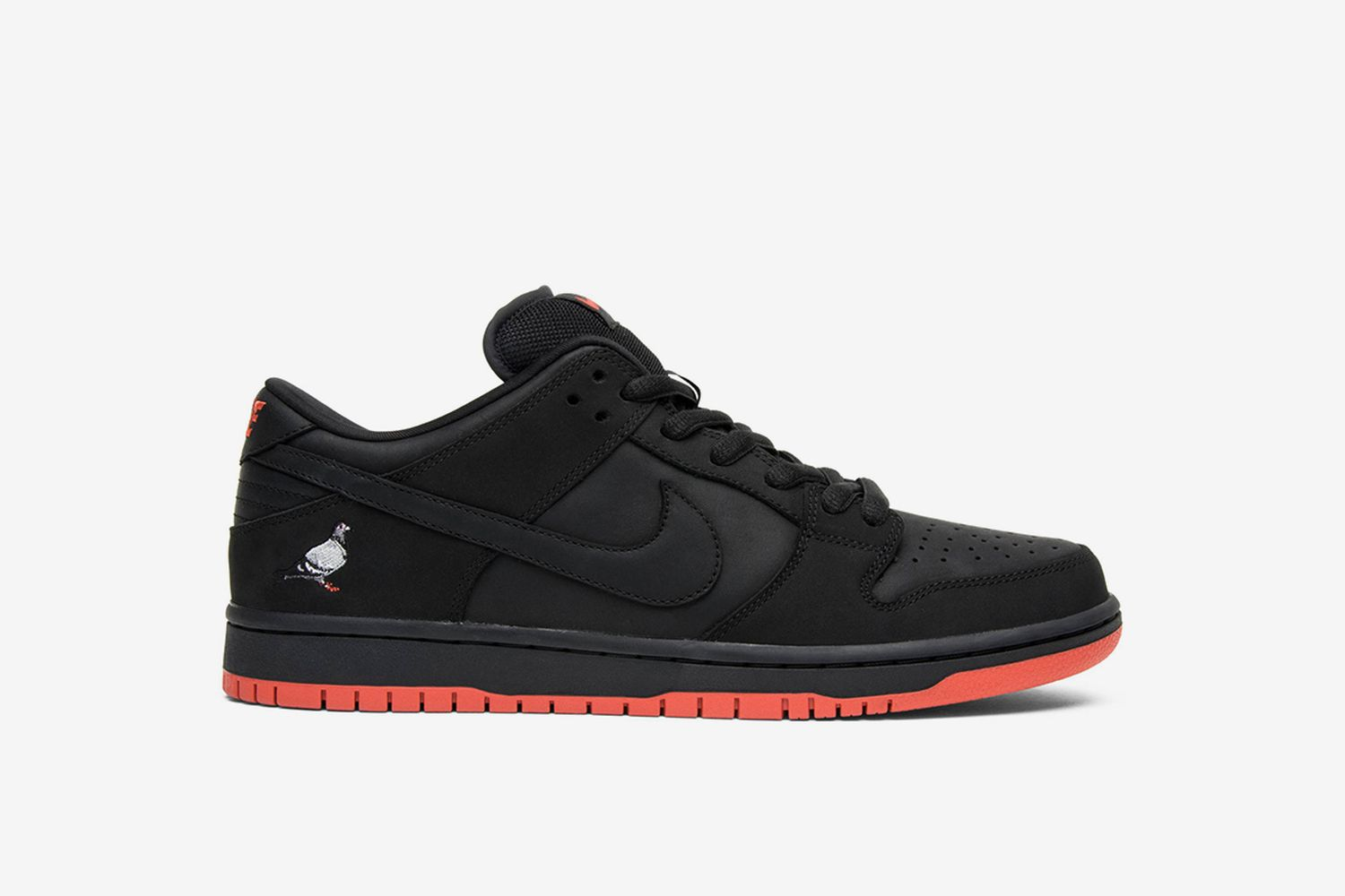 Dunk Low Pro 'Black Pigeon'