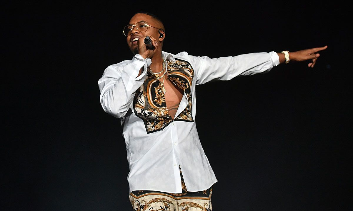 Nas Finally Drops 'The Lost Tapes 2' Featuring Kanye West, RZA & More