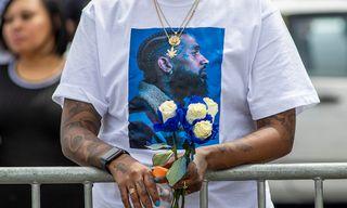 Snoop Dogg, Stevie Wonder & Beyoncé Paid Tribute to Nipsey Hussle at Memorial Service