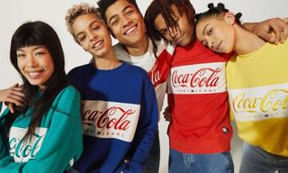 Tommy Jeans & Coca-Cola Drop Retro-Looking Collection