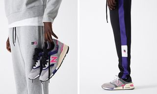KITH Made Matching Tracksuits for Ronnie Fieg's New Balance Sneakers