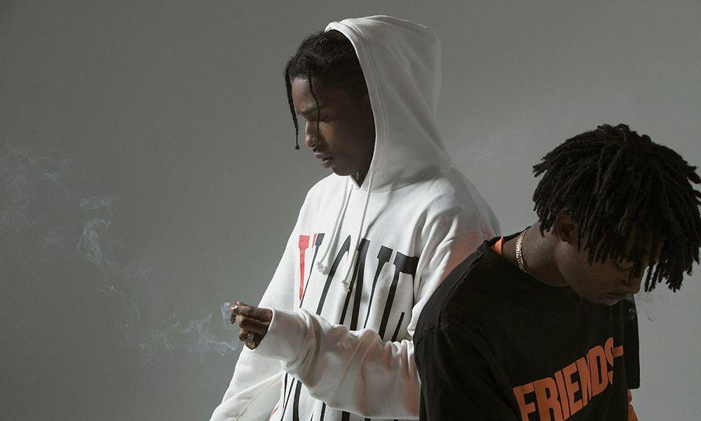 A$AP Rocky & A$AP Bari Explain VLONE