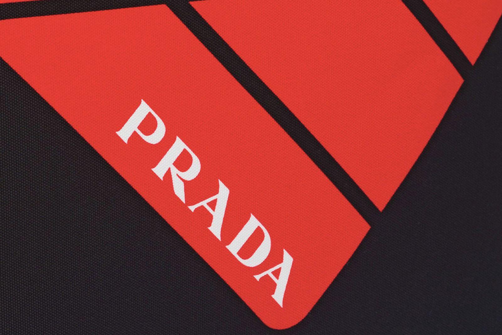 prada shoulder bags canvas tote bag