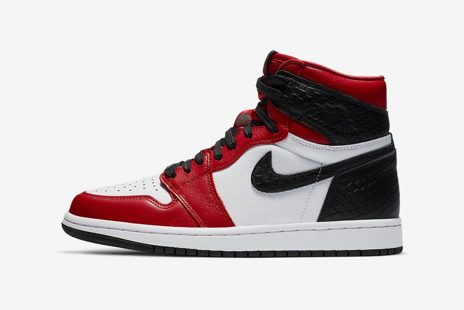 "Nike Air Jordan 1 ""Satin Black Toe"": How & Where to Buy Today"