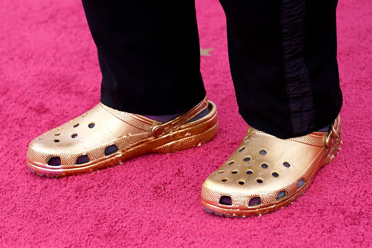 Questlove Wearing Crocs At the Oscars Is All Of Us 5