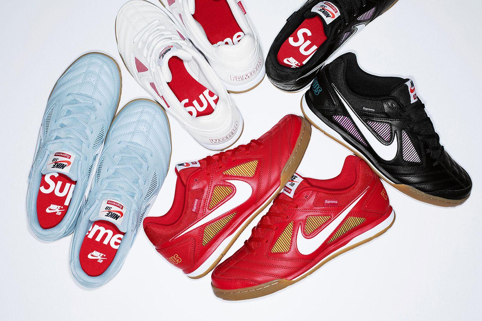 Supreme x Nike Sb Gato: Release Date, Price & Info