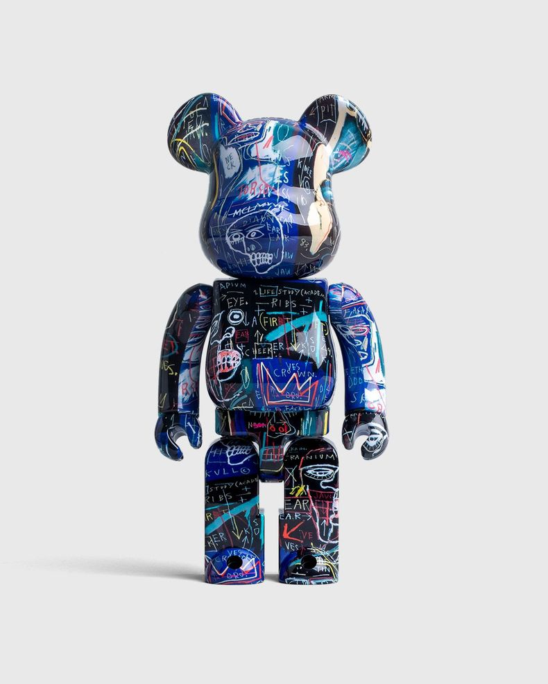 Medicom Be@rbrick - Jean Michel Basquiat #7 Multi 1000%