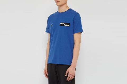Velcro-Patch T-Shirt