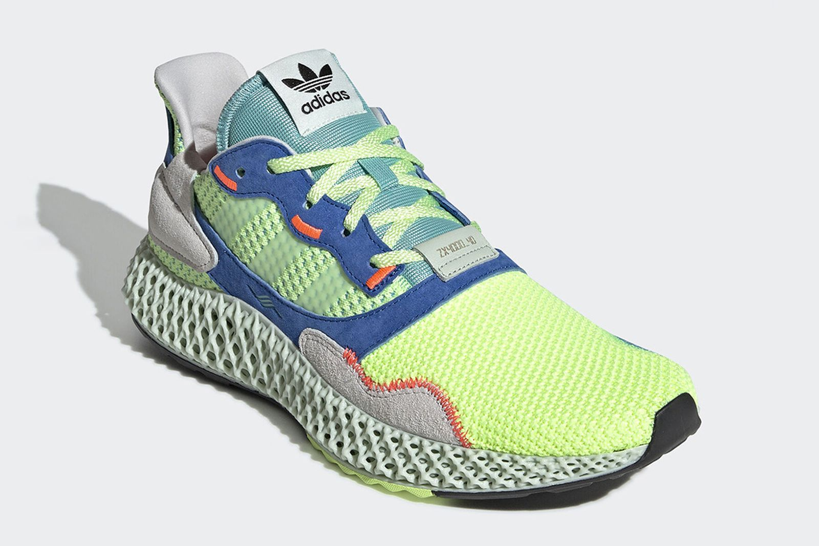 "Estable Percibir sed  adidas Originals ZX 4000 4D ""Easy Mint"": Where to Buy Today"
