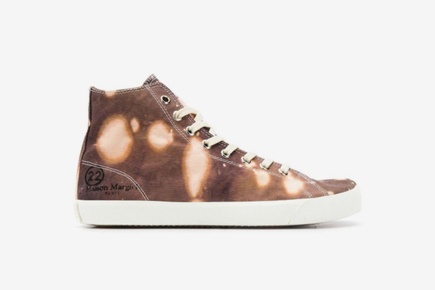 Military Tie-Dye Lace-Up Sneaker