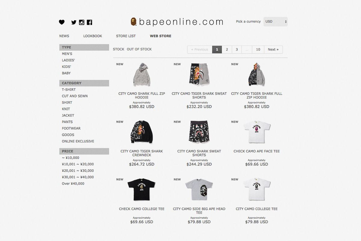 488983839e BAPE  Everything You Ever Wanted to Know   Some Things You Didn t
