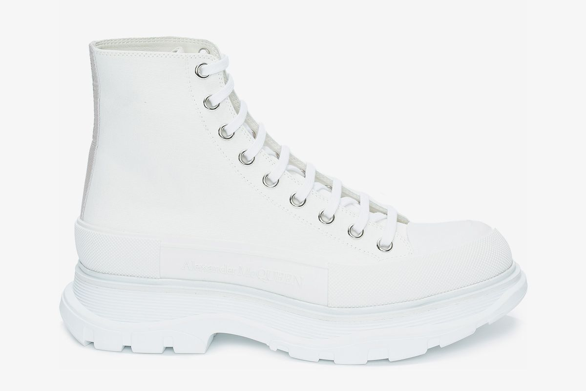 Alexander McQueen's $690 Tread Slick Is Business at the Top, Party on the Bottom 9