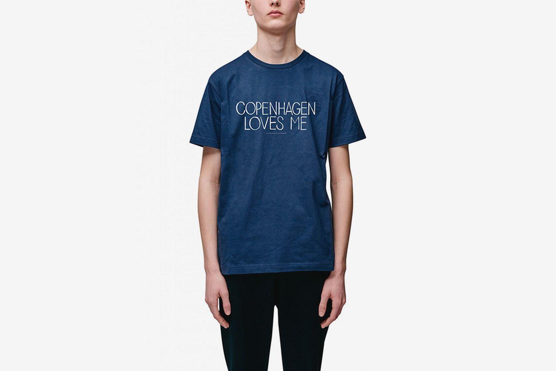 Copenhagen Loves Me T-Shirt