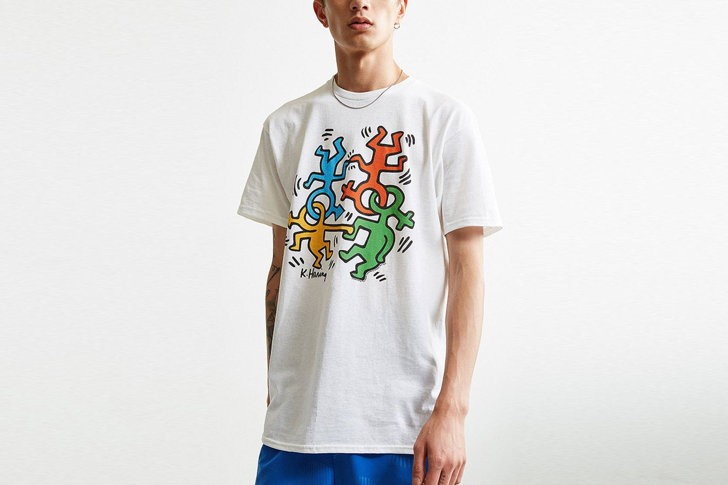 Equality Keith Haring T-Shirt