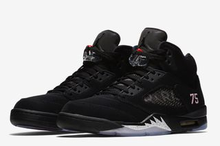 00068d85 Jordan Brand & Soccer Giant Paris Saint-Germain Team Up on Air Jordan 5