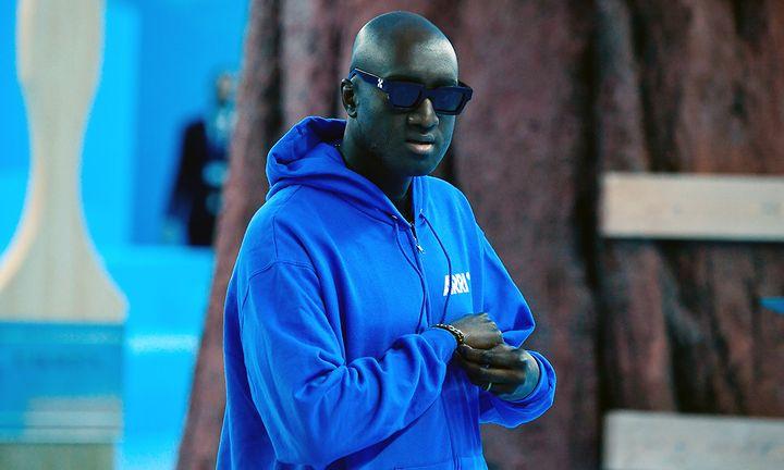 Virgil Abloh hoodie sunglasses