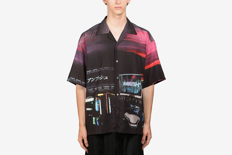 Rayon Bowling Shirt