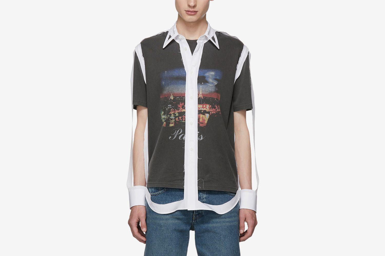 Skeleton Shell Shirt
