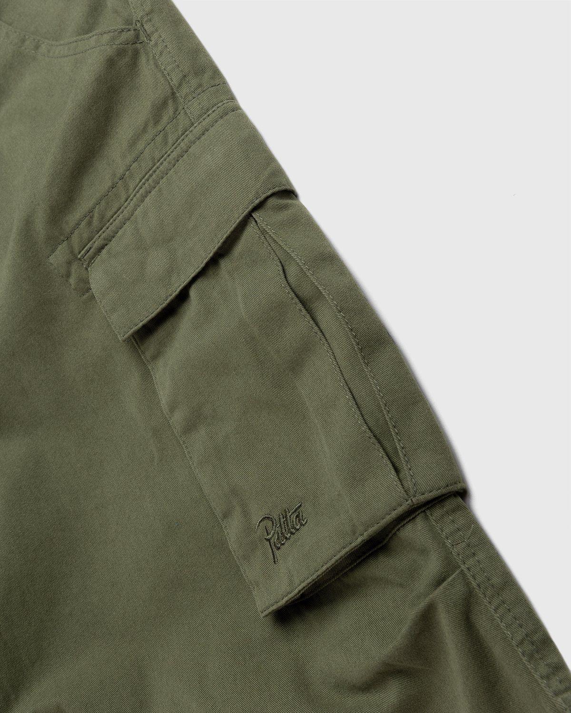 PATTA – Basic Cargo Pants Olive - Image 6