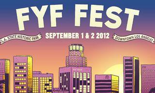 FYF Fest 2012 – M83, Dinosaur Jr., Future Islands and More