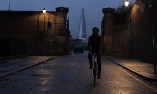Skinny Macho and Levi's Commuter Collection Take Us Through London