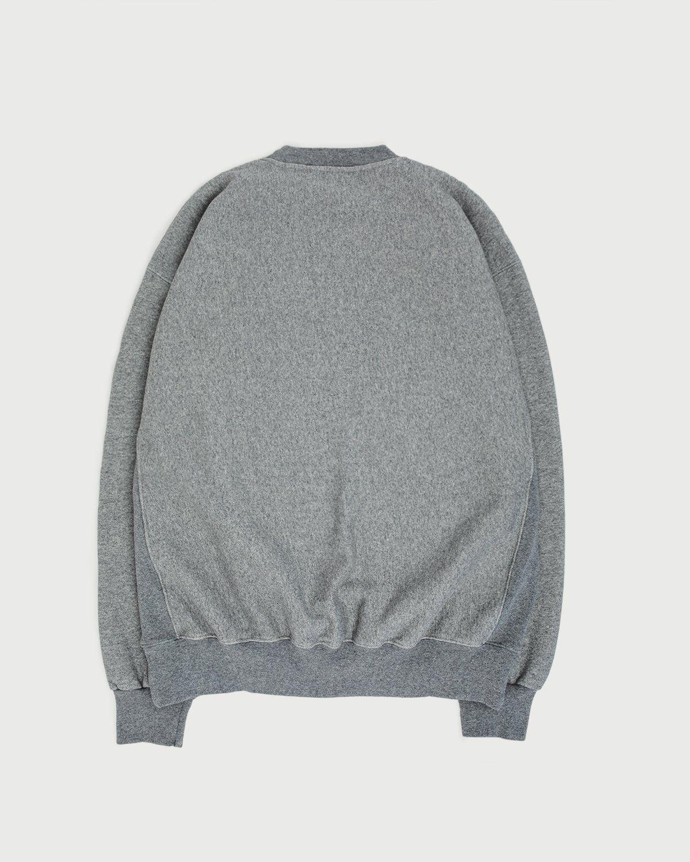 Aries - Premium Temple Sweatshirt Grey - Image 3