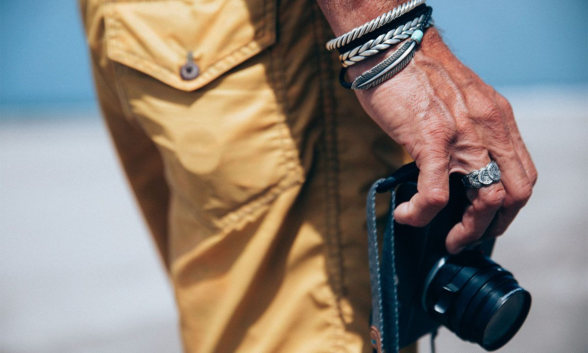 David Yurman Recruits 'Free Solo' Director Jimmy Chin to Experience Their Jewelry in Nicaragua