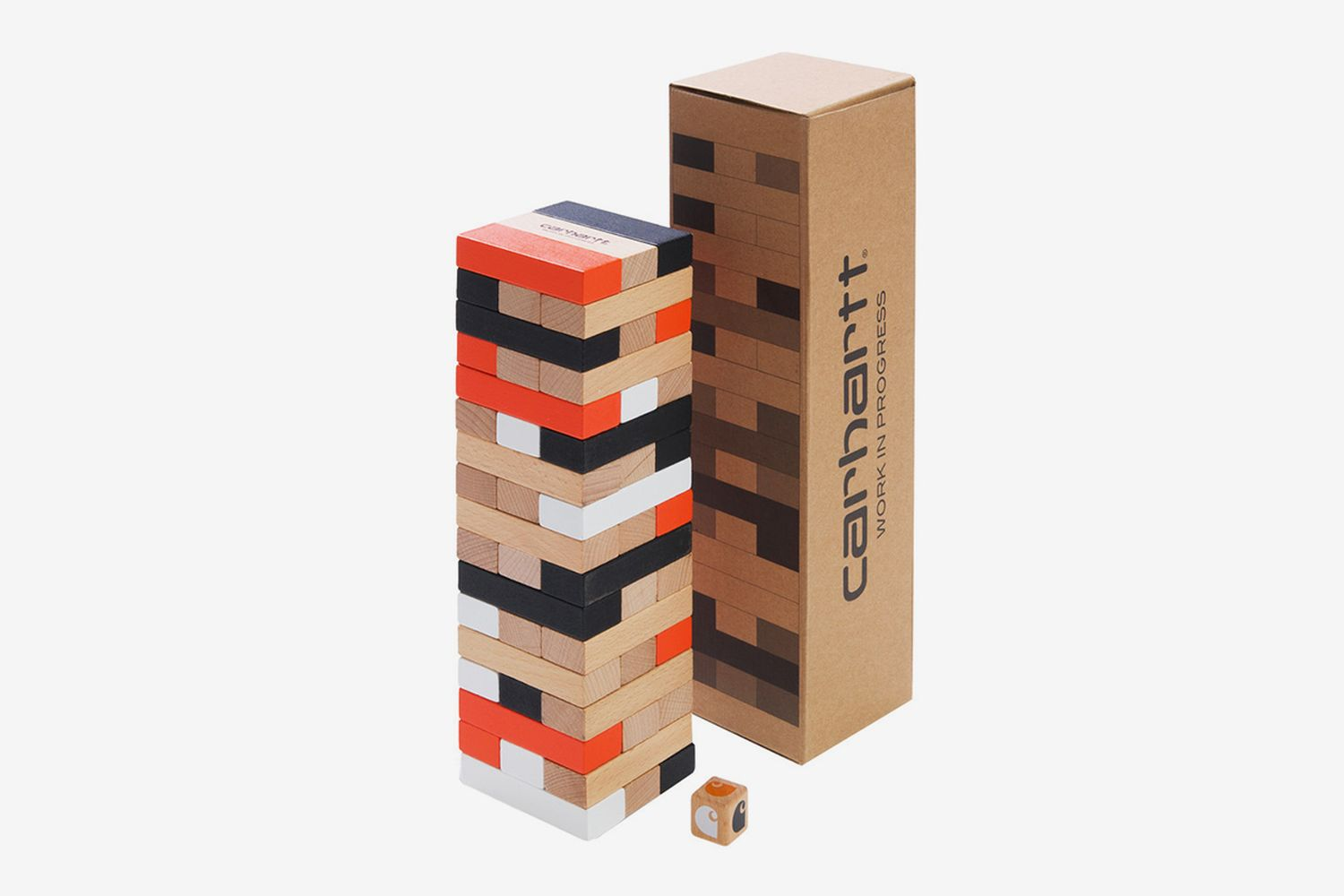 Stacking Blocks Game