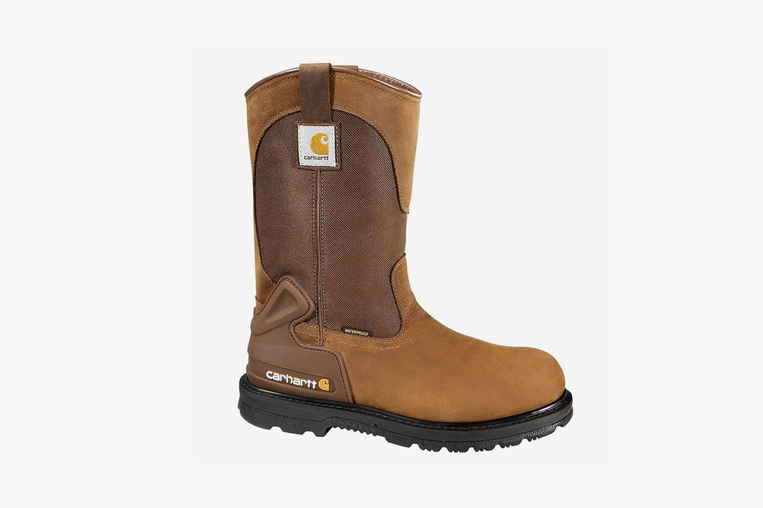 11 Inch Non Safety Toe Wellington Boot