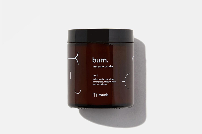 Burn Massage Candle