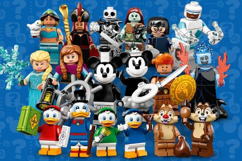 disney lego ideas