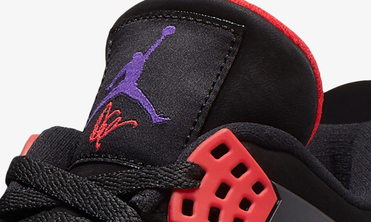 official photos a7d57 4ac41 Nike Air Jordan 4 Raptors Drake-Edition: Where to Buy Here Today