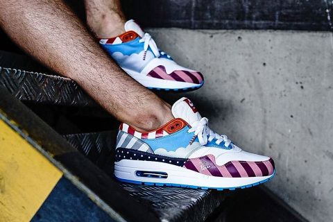 buy popular 87900 4e6bf How Instagram Is Styling the Latest Parra x Nike Collab