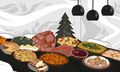 A Gentlemanly Guide to Christmas Dinner