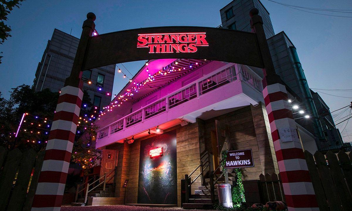 b125145b191 Take a Look Inside the 'Stranger Things' Pop-Up in Korea