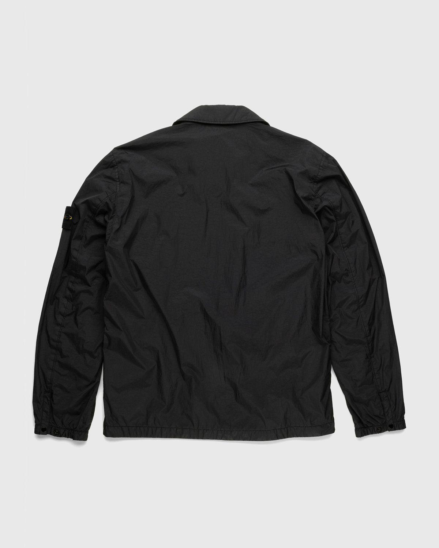 Stone Island – Overshirt Black - Image 2