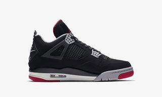 "Nike Air Jordan 4 ""Bred"" Retro Surprise-Drops Ahead of Full May Release"