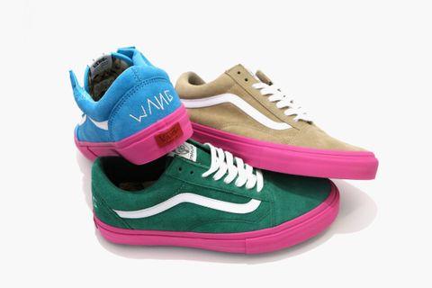 "10d6a8ab8790 Golf Wang x Vans Syndicate Old Skool Pro ""S"" (2014)"