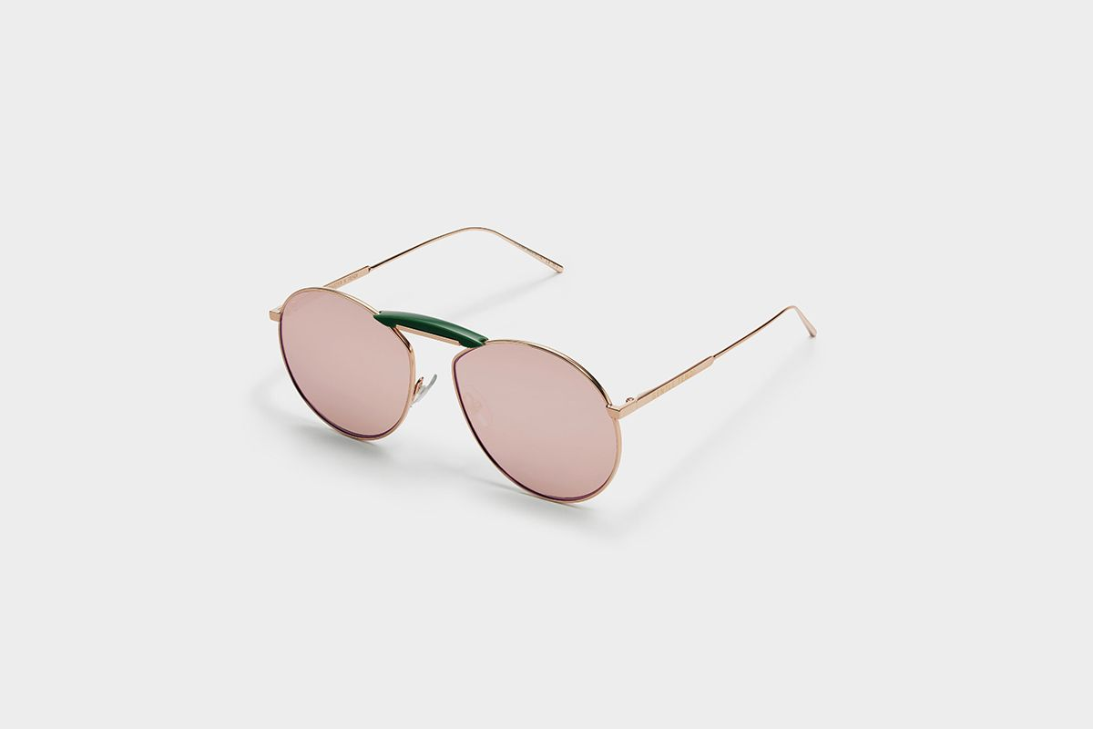 1ce7f02a2638 Optioned in multiple colorways, Fendi and Gentle Monster's collaborative  sunglasses are scheduled to release May 7 at Fendi and Gentle Monster  stores, ...