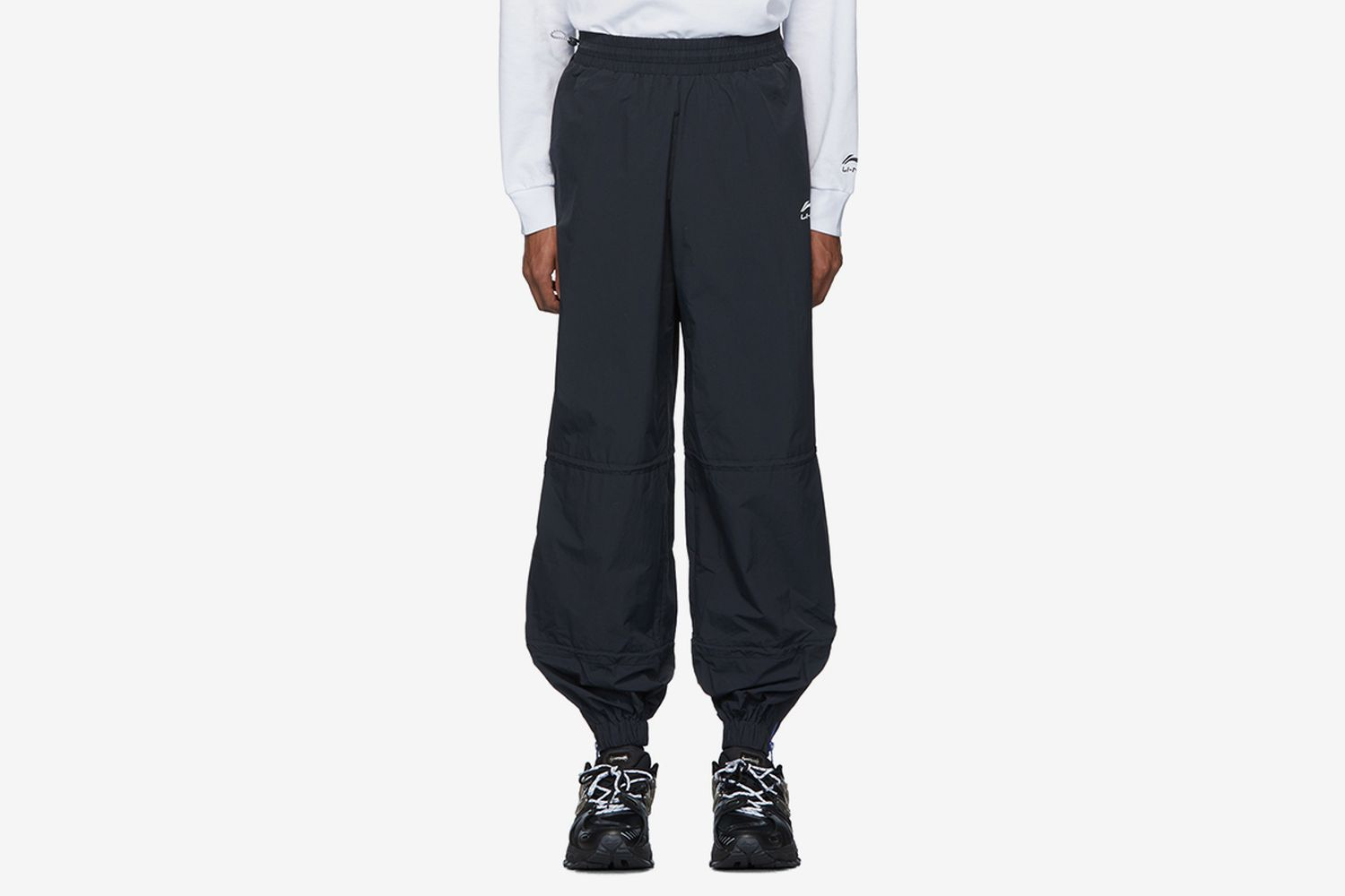 Adjustable Track Pants