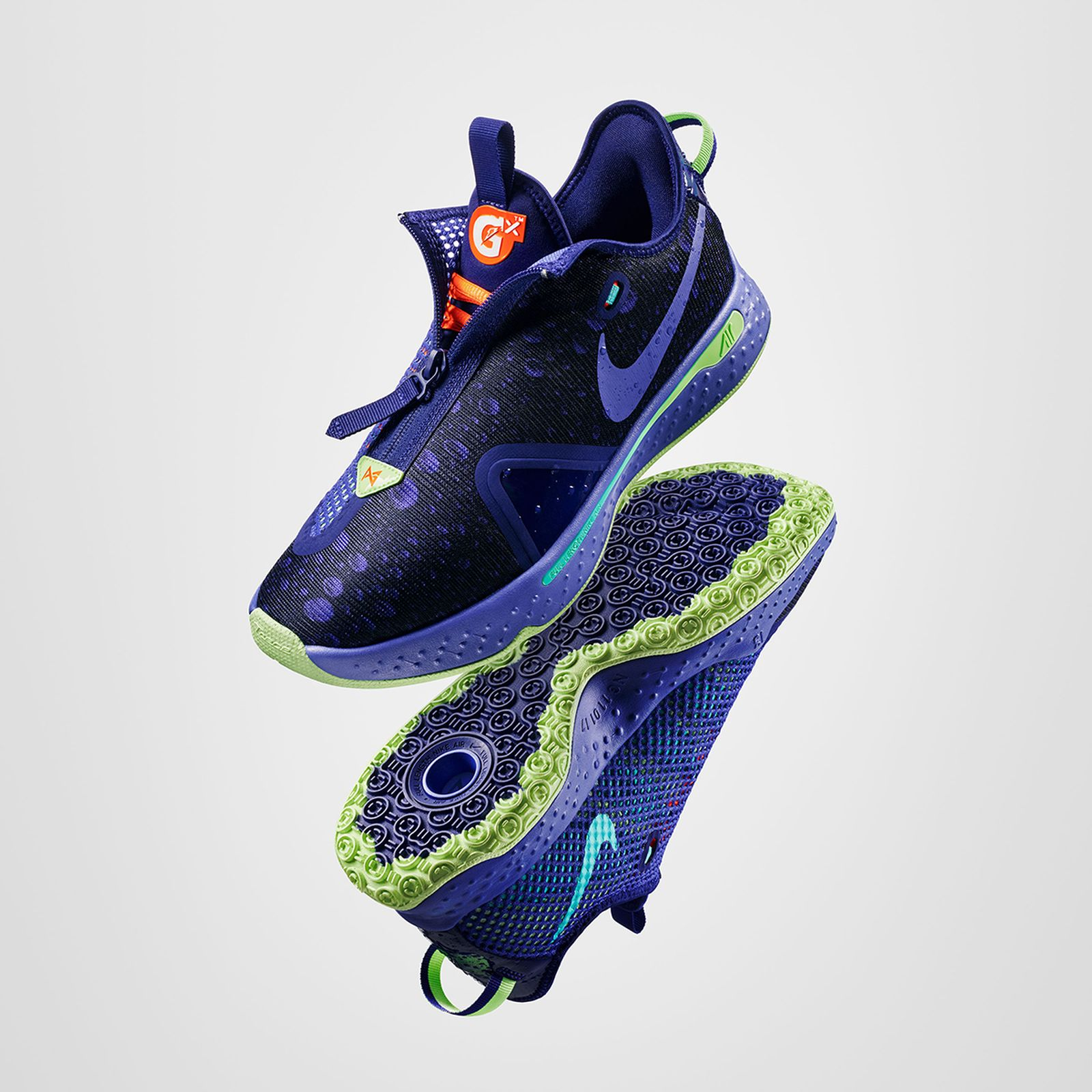Hito no se dio cuenta Diagnosticar  Paul George's PG2 Crep Is Inspired by PlayStation & Features a Light-Up  Tongue