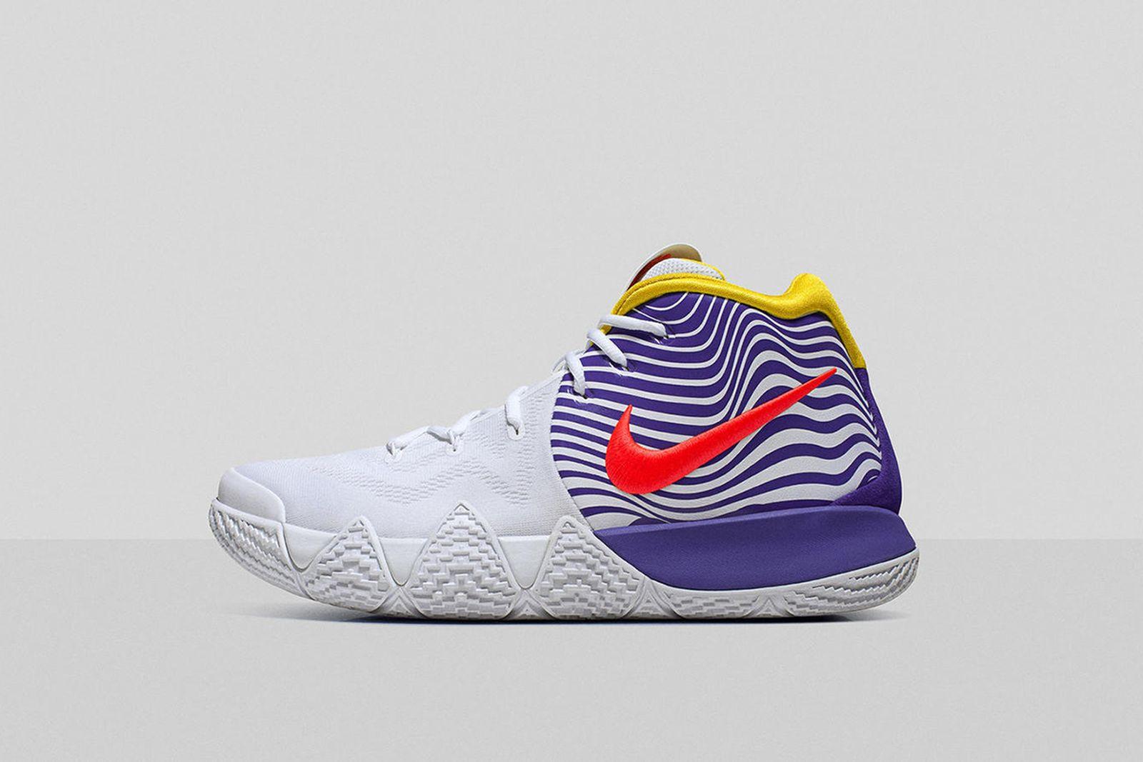 oportunidad tráfico Puntero  Nike Debuts Colorful 2018 WNBA All-Star Game Sneakers