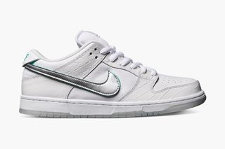 "cheaper sale uk authorized site Pairs From the New Nike SB ""Diamond"" Dunk Collection Drop Today"