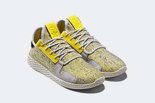 "960e6b562 Pharrell Williams x adidas Originals NMD Hu ""Solar""  Where to Buy"