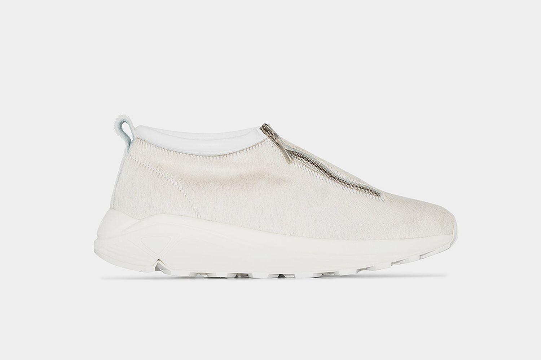 Fontesi Suede Sneakers