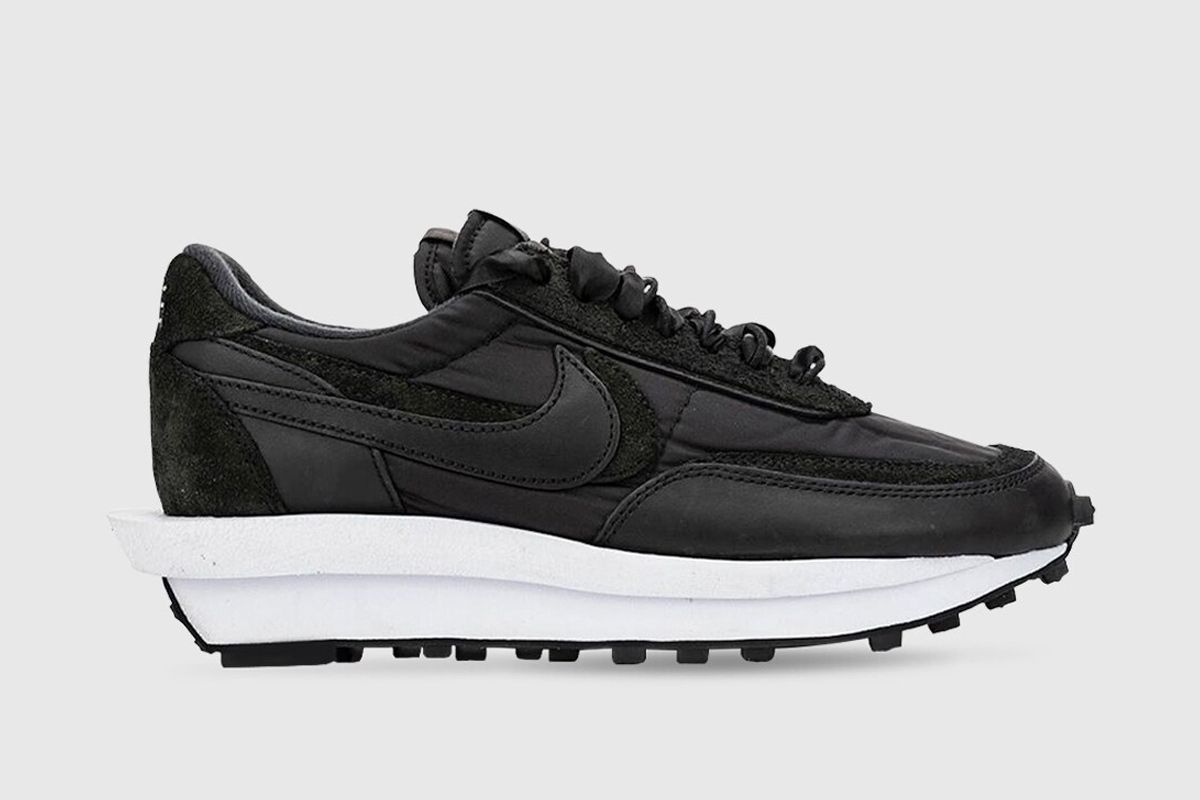 sacai's Nylon Nike LDWaffle Has an Official Release Date 1