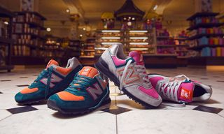 New Balance x size? Harrods US574 Pack