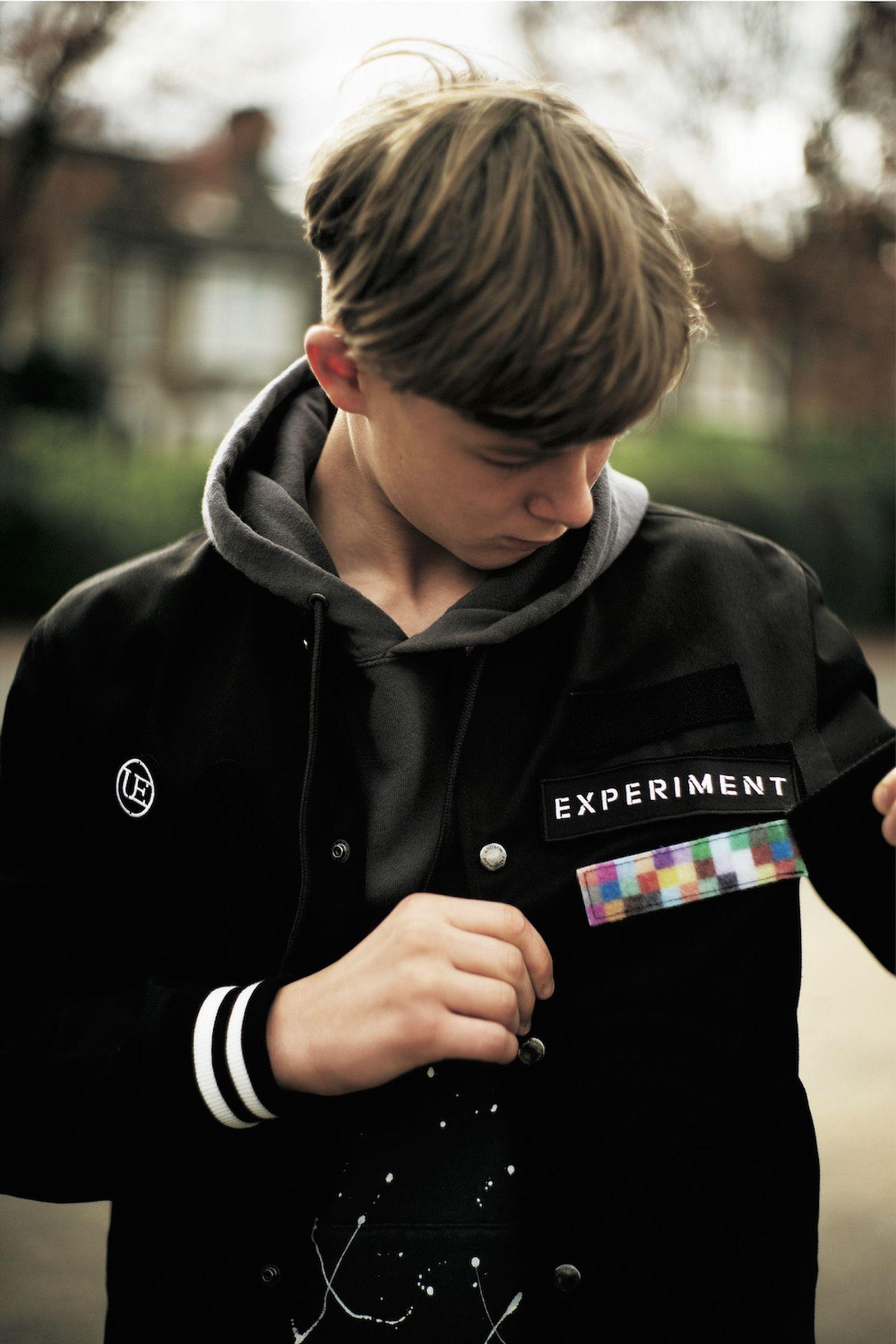 uniform experiment ss19