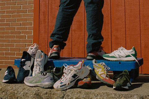 Jack Harlow Talks Us Through His New Balance Collection & the Latest 327s 21