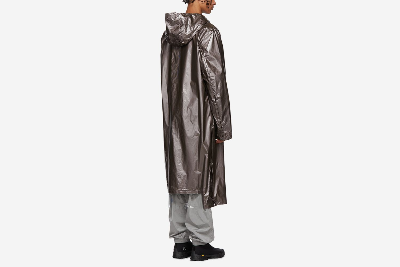Metallic Long Coat